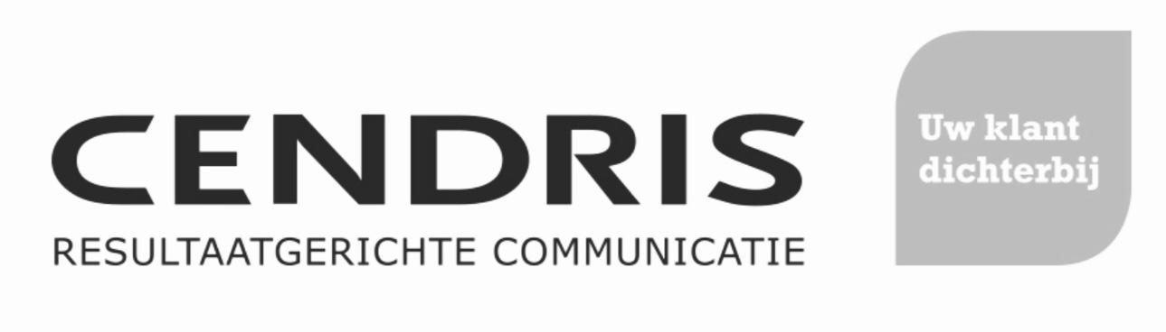 Senior Projectmanager Marketing en Onderzoek, Cendris Customer Information